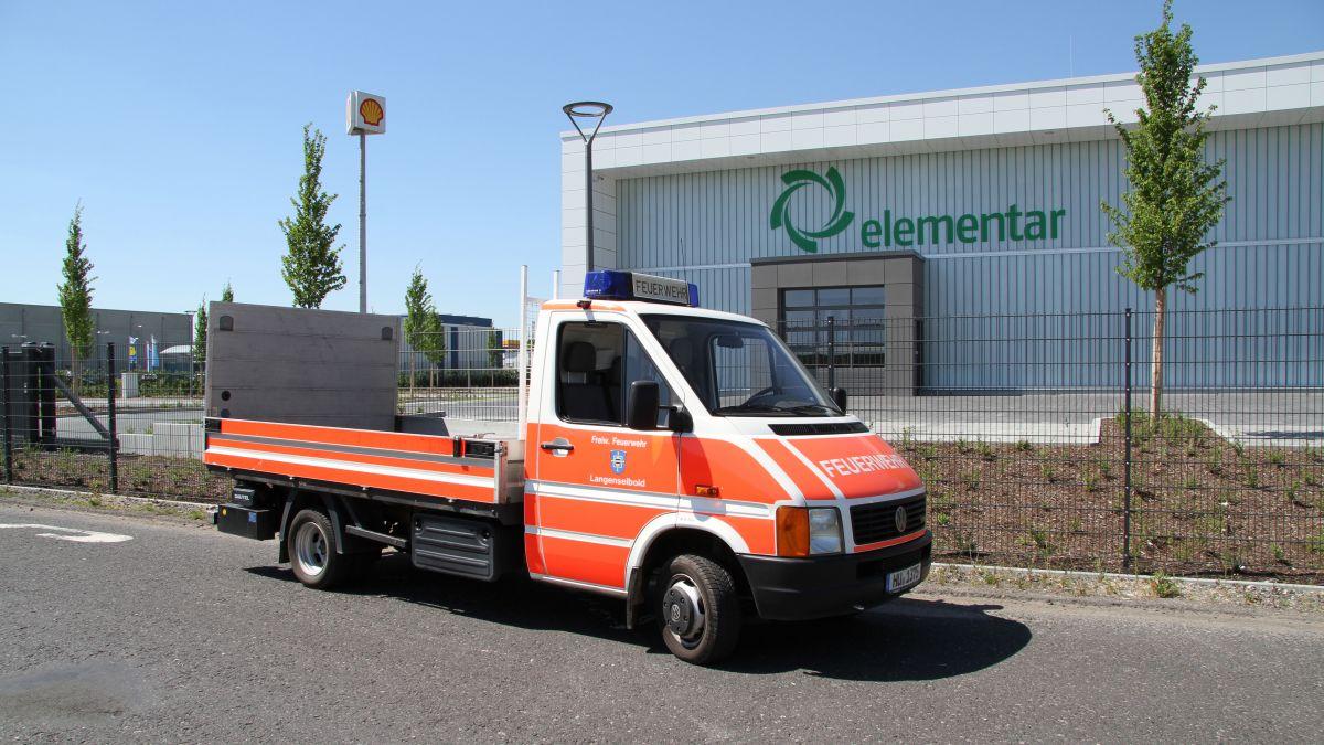 Fahrzeuge - Freiwillige Feuerwehr Langenselbold